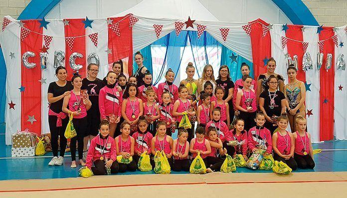 Torneo de Gimnasia Rítmica de Navia, en junio