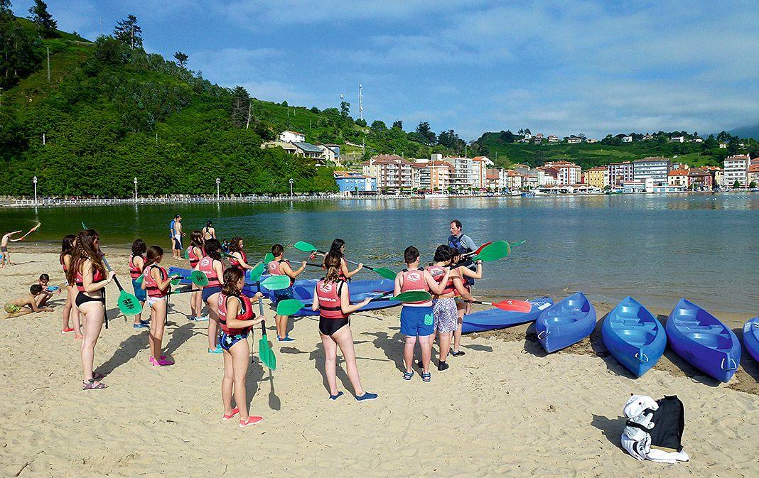 Actividades para niños en Ribadesella