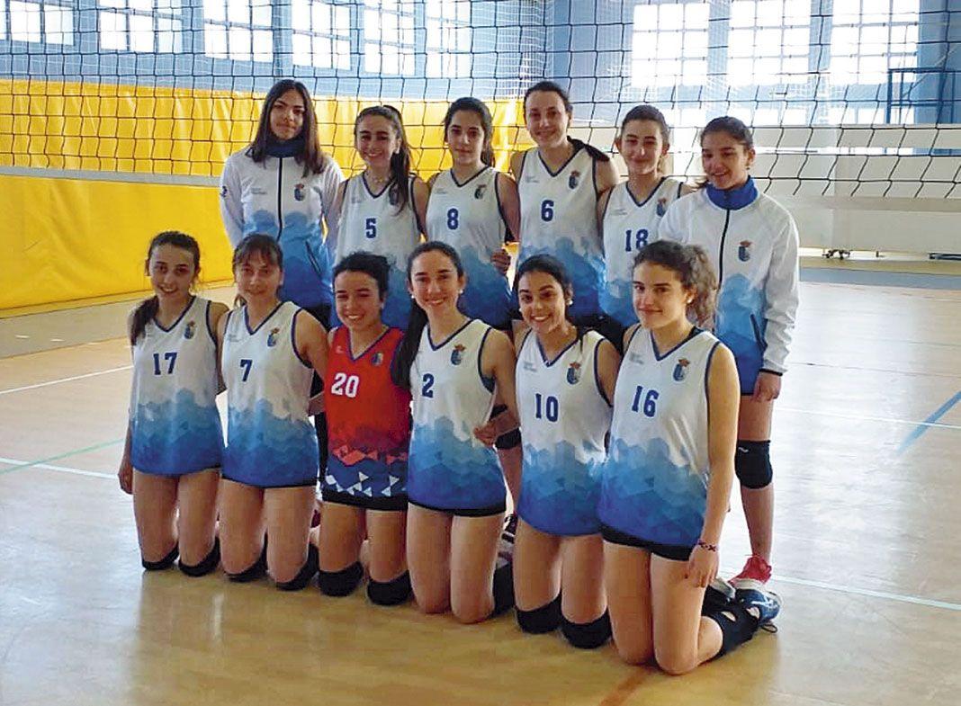 https://fusionasturias.com/concejos/ribadesella/club-voleibol-ribadesella-un-deporte-con-mucho-futuro.htm Club Voleibol Ribadesella. Un deporte con mucho futuro