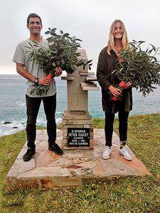 Rafael Teixeira y Leticia Canales, ganadores en el Tapia Goanna Pro