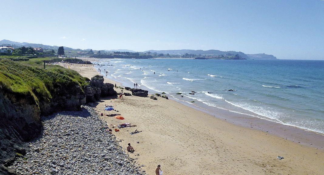 Playa de La Espasa (Caravia)