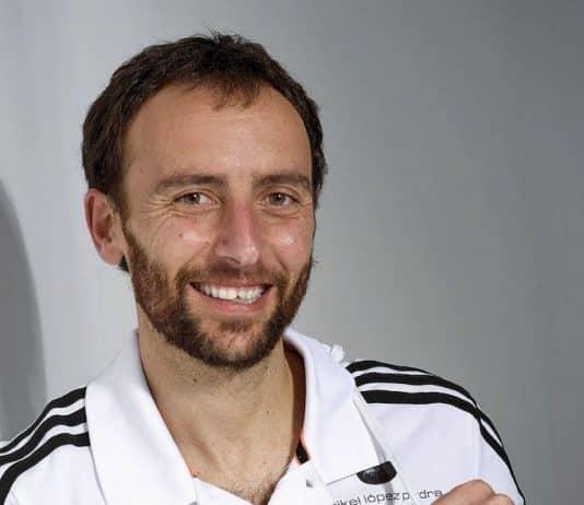 José Luis Capitán. Atleta