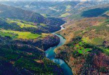 Lendiglesia, Sampol, Castrillón y Merou en el Valle del Navia