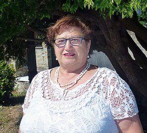 Carmen González Álvarez, presidenta de la Asociación Muyeres Esqueicidas (El Franco)