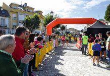 Carrera de San Miguel en La Caridad (El Franco)