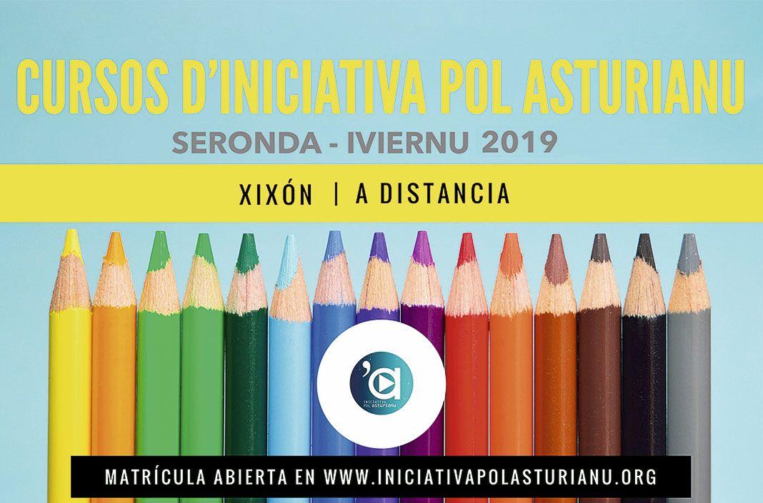 cursos d'iniciativa pol asturianu