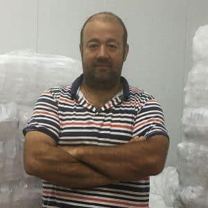 Ángel Alonso. Hielokeay