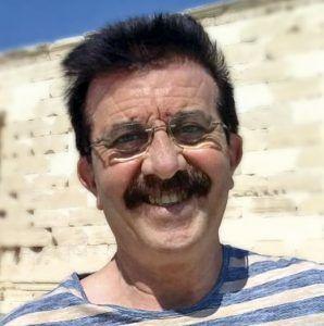 Alejandro de Ancos. Presidente de Ochobre Atletismo