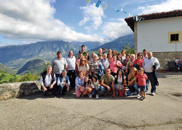 Asociación de Vecinos 'Los de Muriellos' (Riosa)