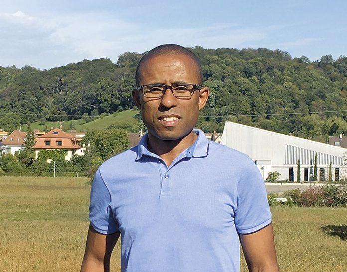 Tomás Esolá. Teniente Alcalde del Ayuntamiento de Riosa