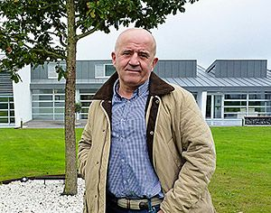 Jorge Feito, gerente de Funeraria Santa Teresa