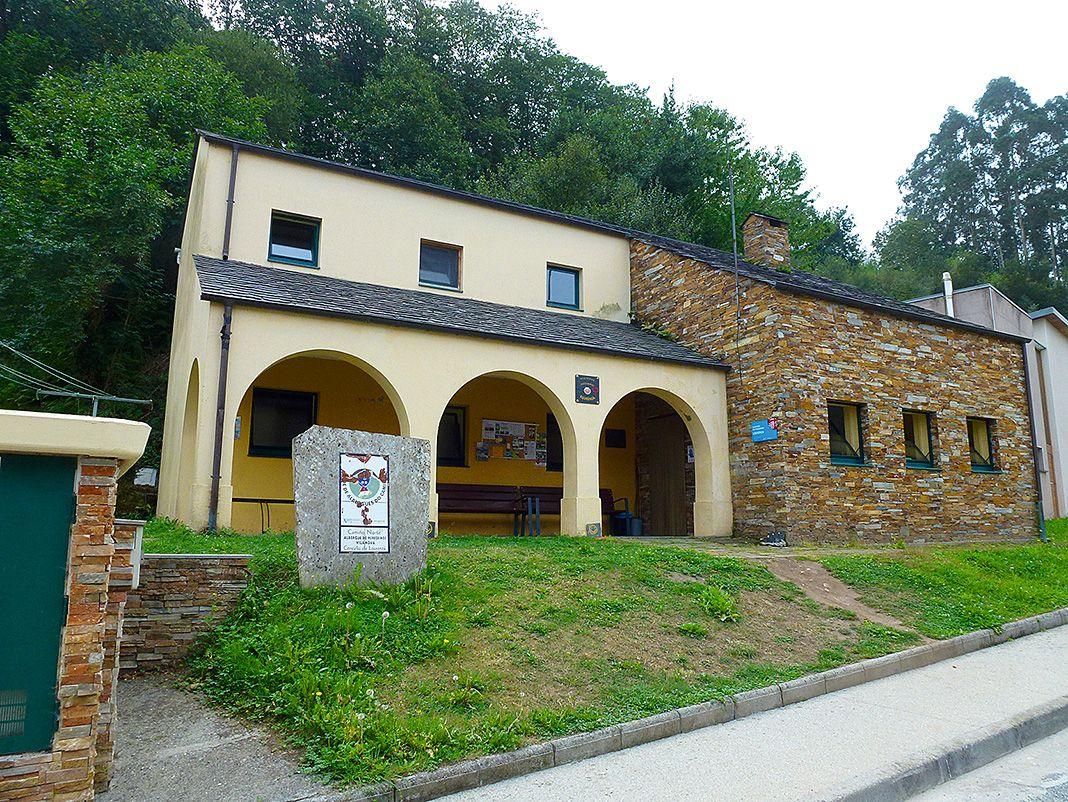 Albergue público de Lourenzá (Lugo)