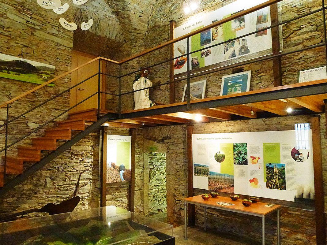 Centro de Interpretación de la Faba de Lourenzá (Lugo)