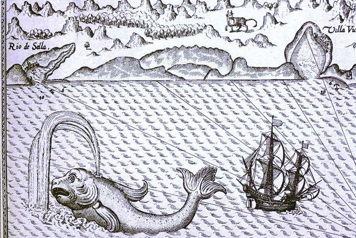Mito y realidad de las ballenas