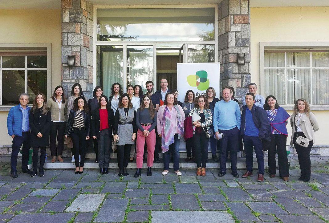 Reunión del grupo de trabajo de Economía circular con ArcelorMittal, el 29 de octubre
