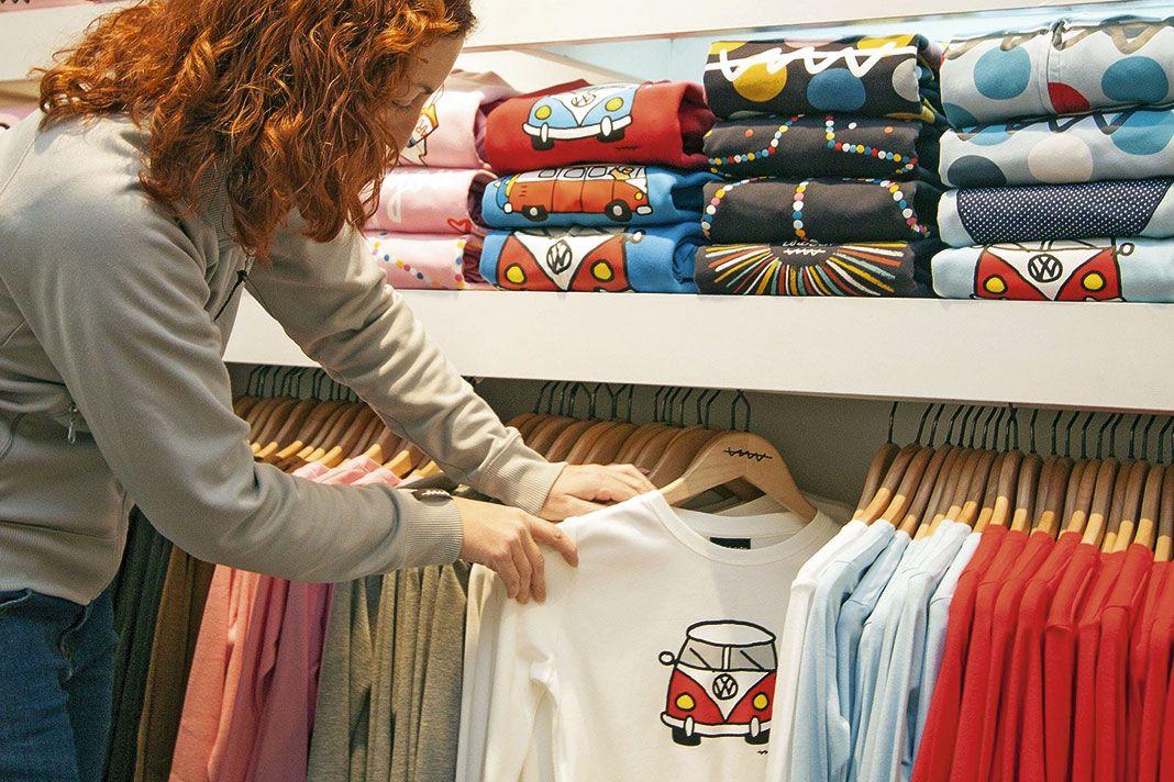 Comercio local, tienda de ropa