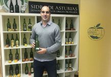 Daniel Ruiz. Gerente de la DOP Sidra de Asturias