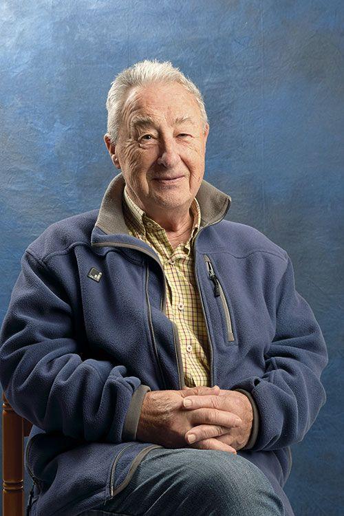 Juan Rionda. Presidente de la Federación de Montaña de Asturias