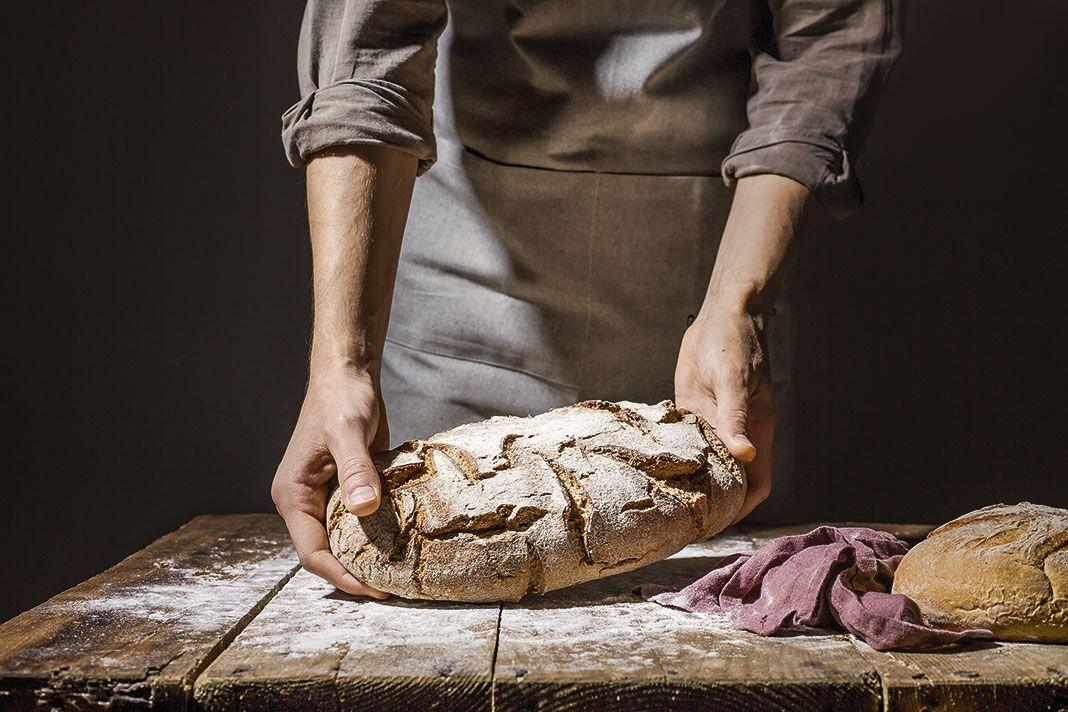 pan artesano