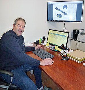 Juan Andrés González Martínez, Gestión Electromecánica Industrial