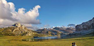 Lago Ercina. Parque Nacional Picos de Europa