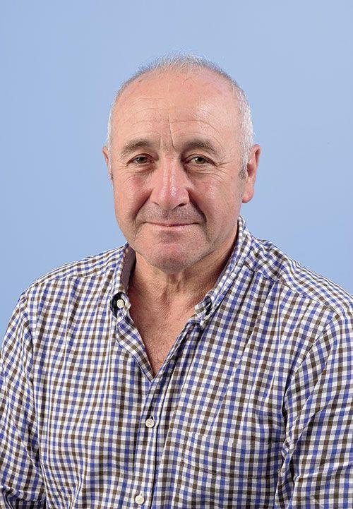 Valentín Morán, presidente de la Federación de Caza de Asturias