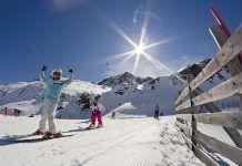 Estación de esquí Fuentes de Invierno