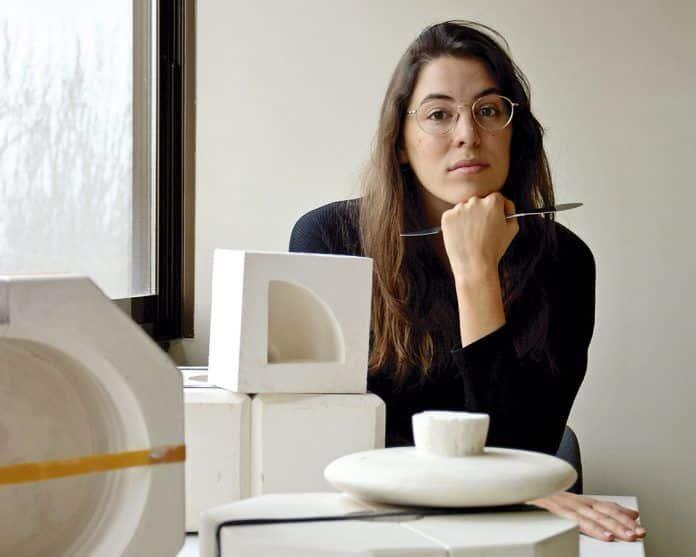 Clara González. Arquitecta y ceramista