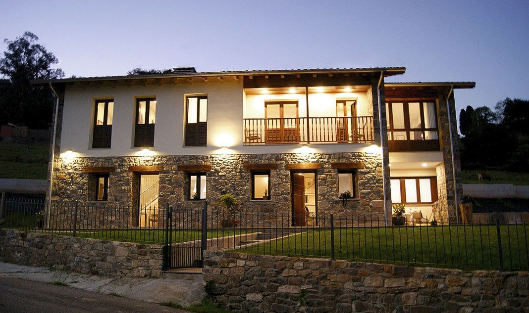 Apartamentos Rurales Peñón Blanco