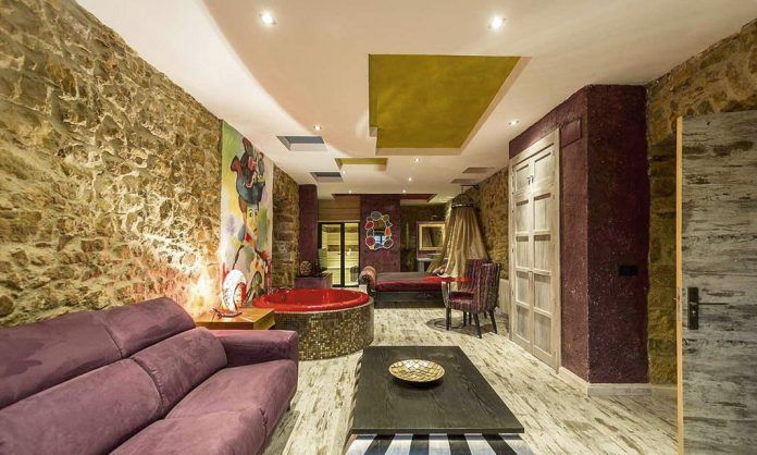 Suite Lavanda. El Palacete Soñado