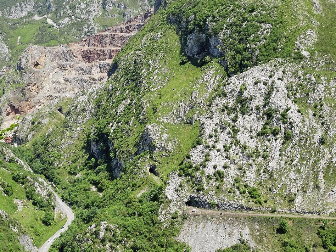 Senda Verde, antigua vía ferroviaria