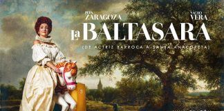 Cartel de la obra La Baltasara