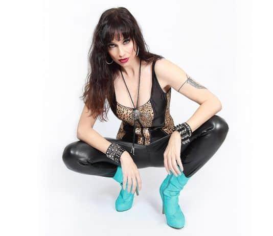 Beatriz Rico, actriz y cantante