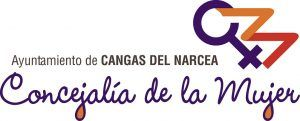 Logo de la Concejalía de la Mujer de Cangas del Narcea