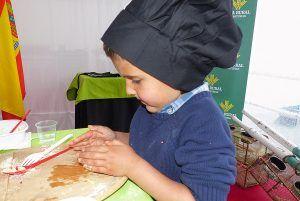 Pequechef, actividad para niños en el Festival Somos la Ostra (Castropol)