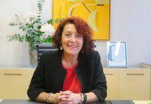 Cecilia Pérez, presidenta de la Federación Asturiana de Concejos