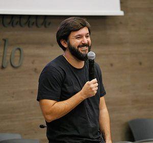 Daniel Suárez, emprendedor y presidente de la startup Zapiens