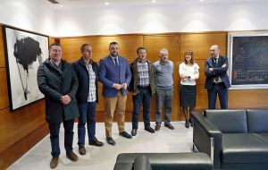 Alcaldes del Valle del Navia