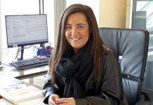 Nuria Varela. Directora general de Igualdad del Principado