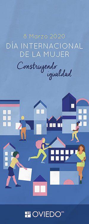 Cartel 8 de Marzo Oviedo