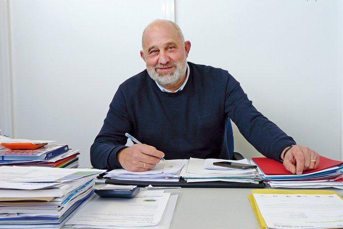 Francisco José García. Presidente de ASPOBA