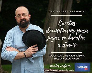 David Acera. Cuentos Online