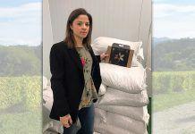 Ana Acevedo, agricultora y propietaria de Fabas La Estela