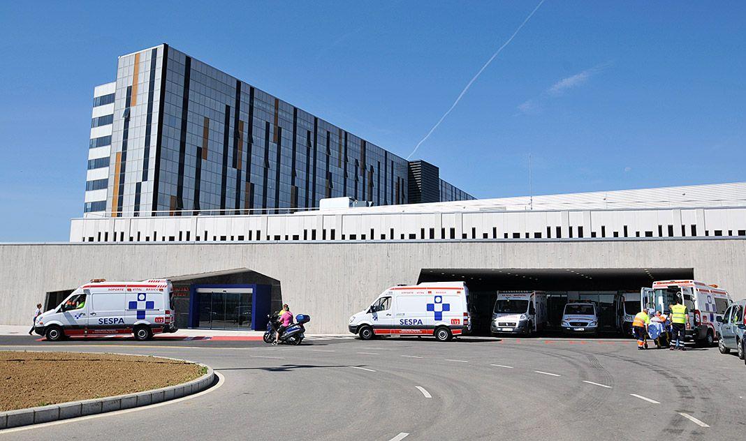 Hospital Universitario de Asturias (HUCA)