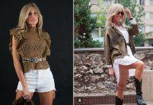 María Barcia, influencer de moda