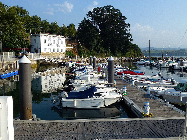 Puerto de Figueras (Castropol) / Foto: Fusión Asturias