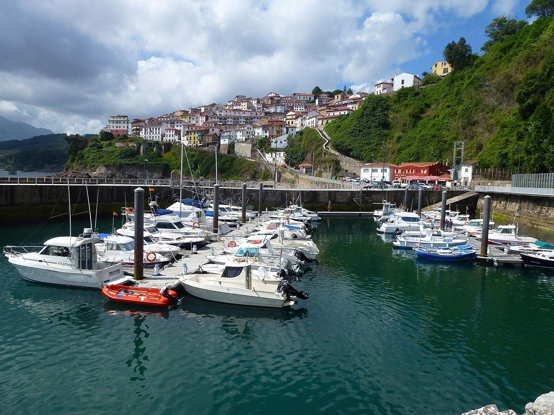 Puerto de Lastres (Colunga) / Foto: Fusión Asturias