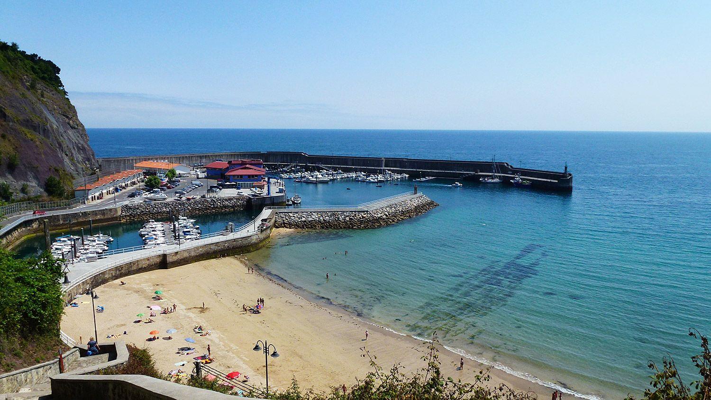 Playa de Lastres, también conocida como playa L'Estilleru (Colunga) / Foto: Fusión Asturias