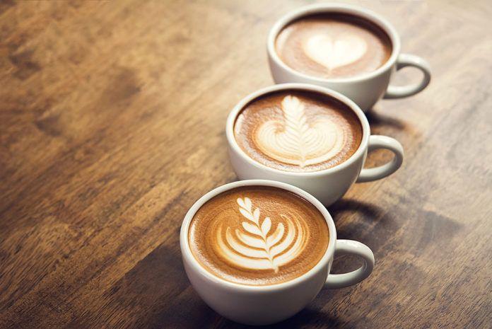 Cafés con leche
