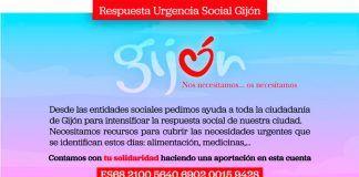 #respuestasocialgijon